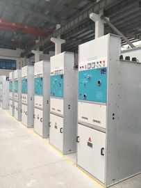 China Sf6 dispositivo de distribución de alto voltaje, 33Kv/36Kv/dispositivo de distribución interior de 40.5Kv RMU proveedor