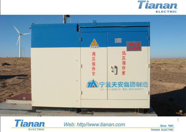 630a Photovoltaic Power Generation , Prefabricated Solar Electric Generator
