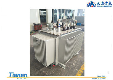 China transformador inmerso en aceite trifásico al aire libre de 12kV 800KVA Electric Power proveedor